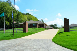 Village Park Killen AL Entrance